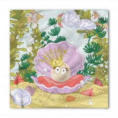 Prenses İnci ve Balık Bandana Fular