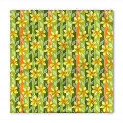 Çiçekli Tasarım Bandana Fular