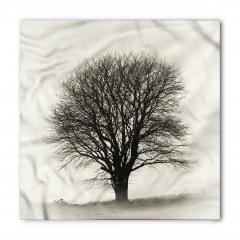 Nostaljik Ağaç Bandana Fular