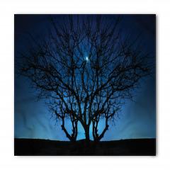 Ay Işığı ve Yıldızlar Bandana Fular