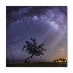 Yıldızlı Gece Bandana Fular
