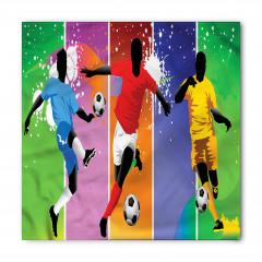 Rengarenk Futbolcu Bandana Fular