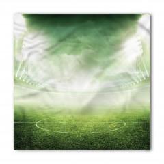 Futbol Sahası Bandana Fular