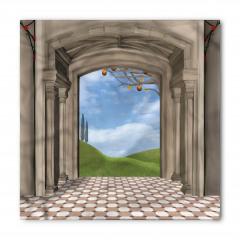 Gökyüzü Koridoru Temalı Bandana Fular