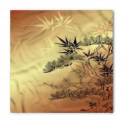 Bambu Desenli Bandana Fular