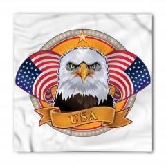 Amerikan Kartalı Bandana Fular