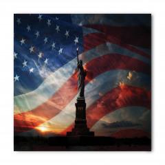 Özgürlük Anıtı ve Güneş Bandana Fular