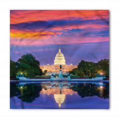 Beyaz Saray'ın Bahçesi Bandana Fular