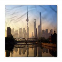 Şangay'da Gün Doğumu Bandana Fular