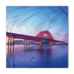 Kırmızı Köprü Bandana Fular