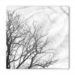 Yapraksız Ağaçlar Bandana Fular