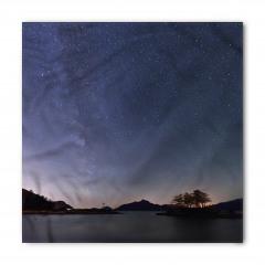 Yıldızlı Gökyüzü Bandana Fular