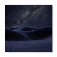 Mavi Kum Tepeleri Bandana Fular