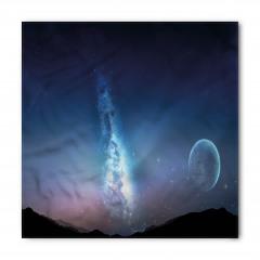 Yıldızlar ve Ay Bandana Fular