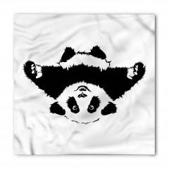 Sevimli Panda Bandana Fular