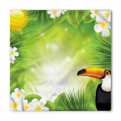 Tropikal Yaşam Bandana Fular