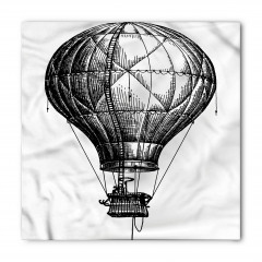 Sıcak Hava Balonu Bandana Fular