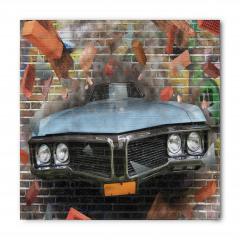 Sokak Sanatı Bandana Fular