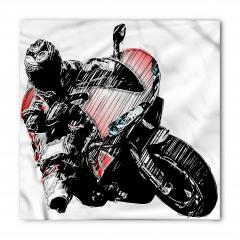 Motosiklet Yarışçısı Bandana Fular