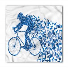 Bisiklet ve Bisikletli Bandana Fular