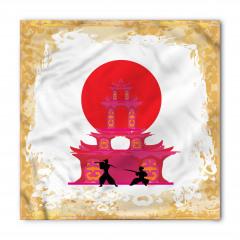 Samurayların Savaşı Bandana Fular