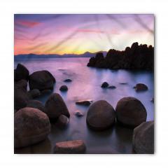 Büyüleyici Göl Bandana Fular