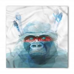 Mavi Kristal Maymun Bandana Fular