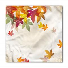 Sonbahar Yaprakları Bandana Fular