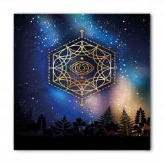 Yıldızlar ve Gökyüzü Bandana Fular