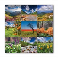 Bahar Fotoğrafları Bandana Fular