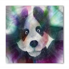 Panda ve Işık Hüzmesi Bandana Fular