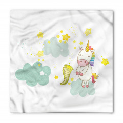 Baby Shower Temalı Bandana Fular