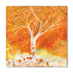 Yağmur ve Ağaç Bandana Fular