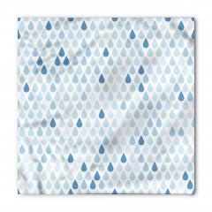 Yağmur Zamanı Bandana Fular