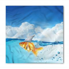 Köpek Balığı ve Bulut Bandana Fular