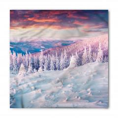 Karlı Orman Bandana Fular