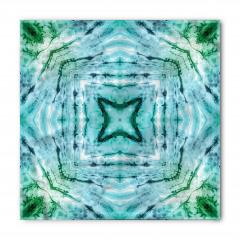 Mavi Yıldız ve Kare Bandana Fular