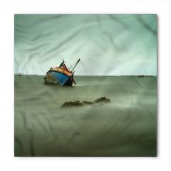 Batan Balıkçı Teknesi Bandana Fular