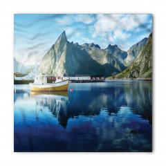 Tekne Göl ve Dağ Bandana Fular