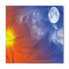 Güneş Ay ve Yıldız Bandana Fular