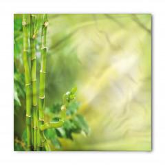 Yeşil Orman Manzaralı Bandana Fular