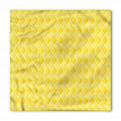 Sarı Duvar Kağıdı Bandana Fular