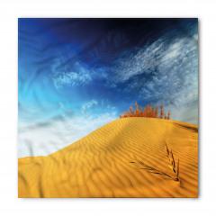 Çöl ve Mavi Gökyüzü Bandana Fular