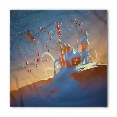 Noel Baba ve Hediyeleri Bandana Fular