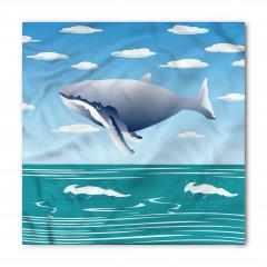 Uçan Balina ve Deniz Bandana Fular