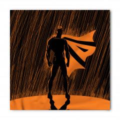 Süper Kahraman Temalı Bandana Fular
