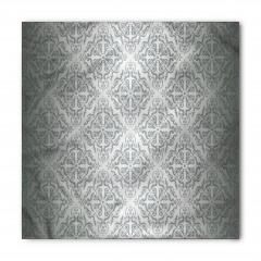 Gümüş Duvar Kağıdı Bandana Fular