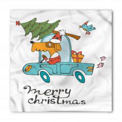 Mutlu Noeller Temalı Bandana Fular