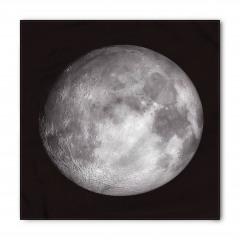 Ay Manzaralı Bandana Fular