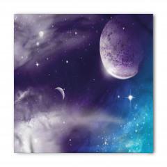 Uzay Gezegen ve Yıldız Bandana Fular